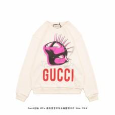 GC Manifesto oversize sweatshirt Ivory