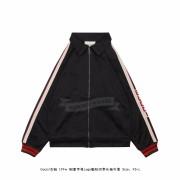 GC Technical jersey jacket Black