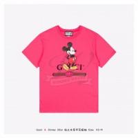 DSN x GC oversize T-shirt Fuchsia