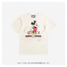 DSN x GC oversize T-shirt White