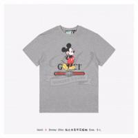 DSN x GC oversize T-shirt Grey