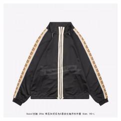 GC Oversize Technical Jersey Jacket Black