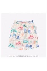 DSN x GC linen shorts