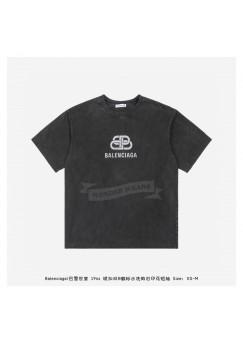 BC BB Printed T-shirt Washed Old