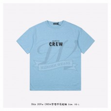 BC Crew Large Fit T-shirt in Blue