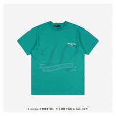 BC Political Campaign Regular Fit T-shirt Emerald