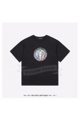 BC Religion Only Print T-shirt Black