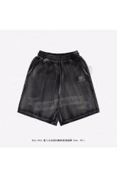 BC Washed old Shorts Black
