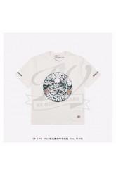 Dickies x Mastermind Japan Skull T-shirt White