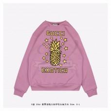 GC Women Pineapple Print Sweatshirt