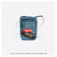 Supreme 19SS Shoulder Bag Blue