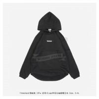 Timberland 19Fw Back Logo print hoodie