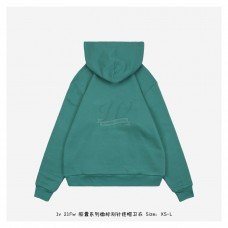 1V Embroidered Signature Hoodie