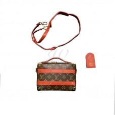 1V x NBA Handle Trunk Messenger Bags