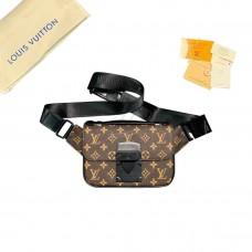 1V S Lock Sling Bag Monogram