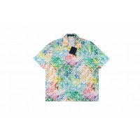 1V Short-sleeved Shirt With Graphic