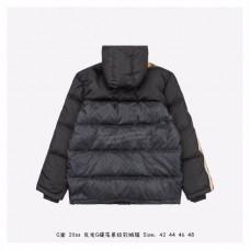 GC GG jacquard nylon padded coat