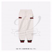 GC Jersey jogging pants with Web