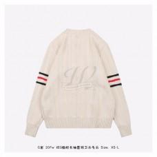 GC Knit cotton sweater with Interlocking G