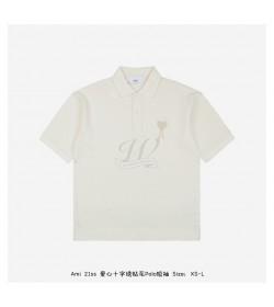 Ami De Coeur Cotton Polo Shirt