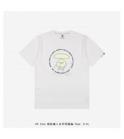Aape 21ss Ape Hand T-shirt
