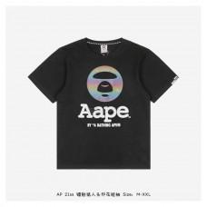 AAPE 21SS Laser Logo T-shirt