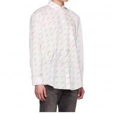 BC Allover Logo Long Sleeve Shirt