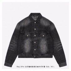 BC Logo Large Fit Denim Jacket