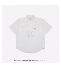 BC Logo Short-sleeved Shirt