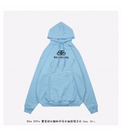 BC New BB Hoodie Blue