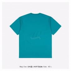 BC Real BC Medium Fit T-Shirt in Blue