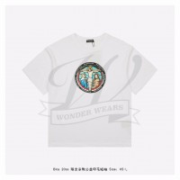 BC Religion Only Print T-shirt White