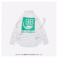 BC Vintage Logo Shirt White