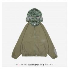 BAPE x New Balance Shark Hoodie Jacket