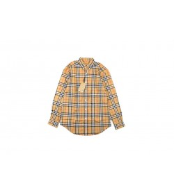 BR 18SS Long Sleeves Cotton Luxury Shirts