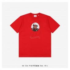 BR Bull Head Print T-shirts