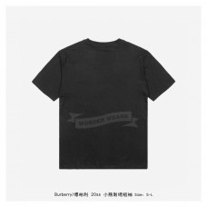 BR Embroidered Bear T-shirt Black