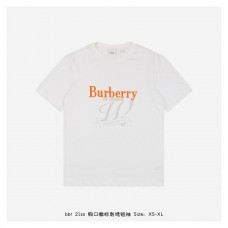BR Embroidered Logo T-shirt