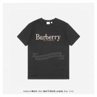 BR Embroidered Logo T-shirt Black