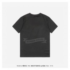BR Embroidered Logo T-shirt Black