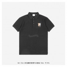 BR Embroidered War Horse Logo Polo Shirt