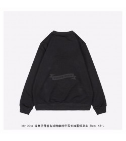 BR London England Sweatshirt in black