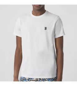 BR Monogram Motif Cotton T-shirt