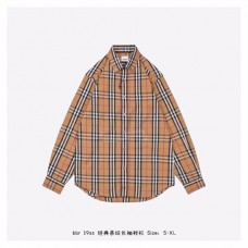 BR Vintage Check Cotton Flannel Shirt