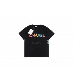 CC Multicolor Logo Print T-shirt