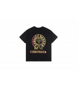 Chrome Hearts 21ss Color Logo Print T-shirt