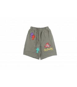 Chrome Hearts 21ss Cross Print Shorts