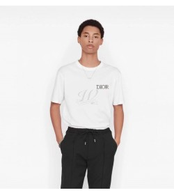 DR Embroidery Logo T-shirt