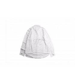 DR Oblique Silk Shirt