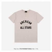 FOG American All Stars Henley T-shirt
